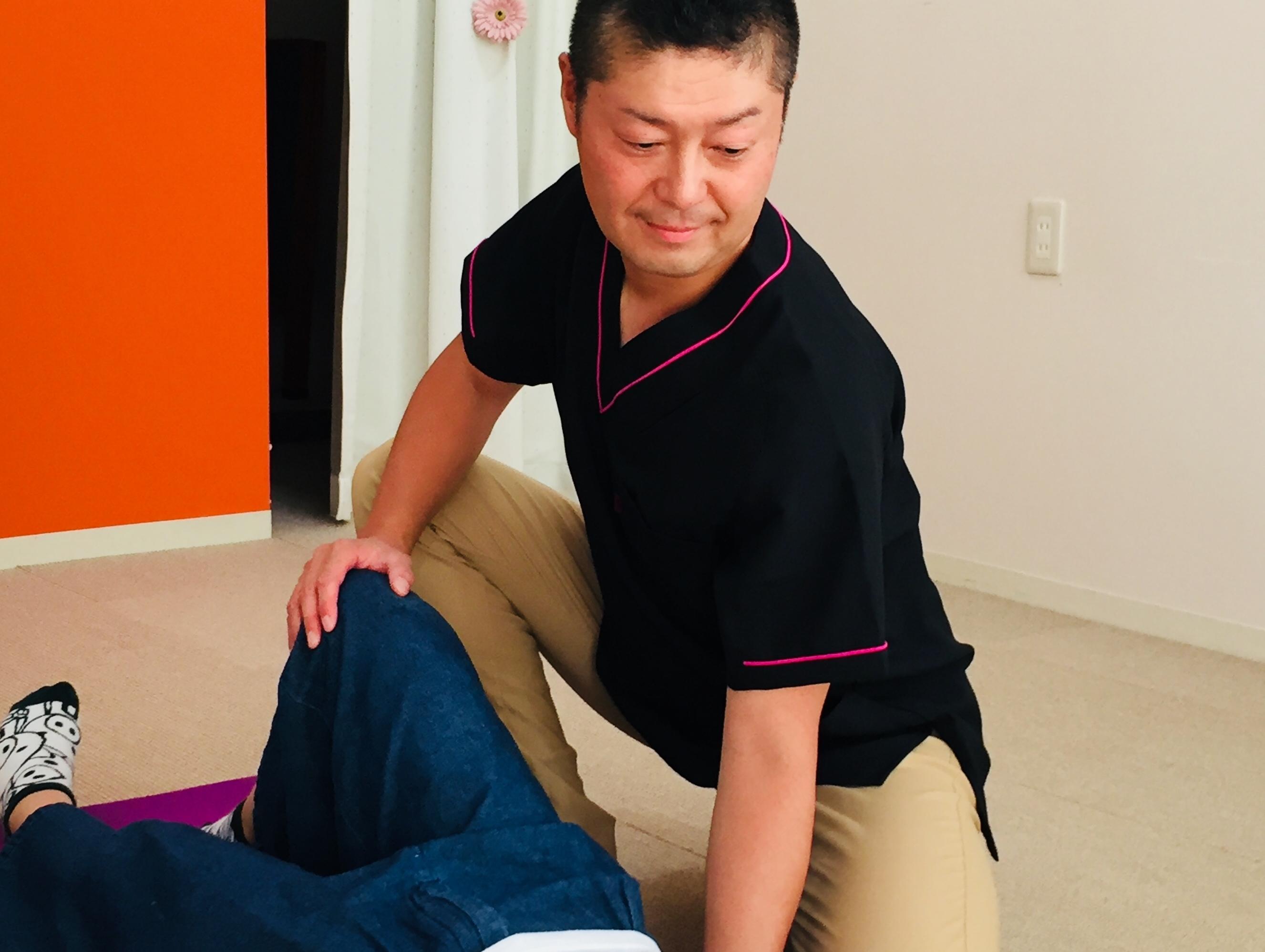 無痛整体,立腰整体,最適な施術